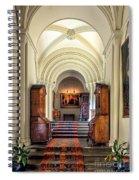 Mansion Hallway IIi Spiral Notebook