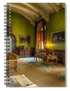 Mansion Lounge Spiral Notebook