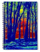Many Trees II Spiral Notebook
