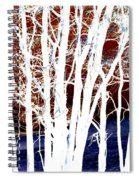 Many Trees Spiral Notebook