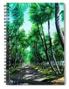 Manzanilla Coconut Estate Spiral Notebook