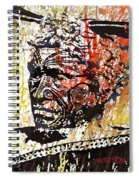 Maori Warrior 1 Spiral Notebook