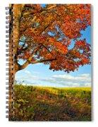 Maple Moon 2 Spiral Notebook