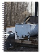 Maple Sap Collected Spiral Notebook