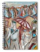 Maracatu Em Olinda Spiral Notebook