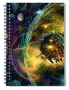 Maraxus Spiral Notebook