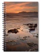 Marbella Spain Spiral Notebook