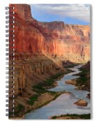 Marble Canyon - April Spiral Notebook