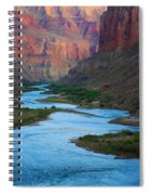 Marble Canyon Rafters Spiral Notebook