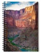 Marble Cliffs Spiral Notebook