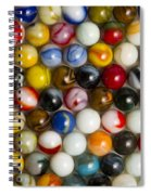 Marble Collection 16 Spiral Notebook