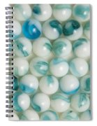 Marble Collection 17 Spiral Notebook