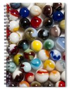 Marble Collection 9 Spiral Notebook