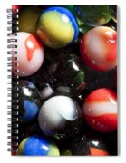 Marble King Marbles 1 Spiral Notebook