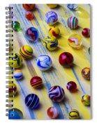 Marble Still Life Spiral Notebook