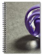 Marble Wilkerson Glass 1 Spiral Notebook