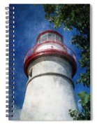 Marblehead Lighthouse 2 Spiral Notebook