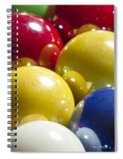 Marbles Mega Pearl 1 Spiral Notebook