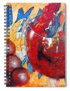 Marcello's Way Spiral Notebook