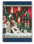 March Of The Wooden Soldiers Spiral Notebook