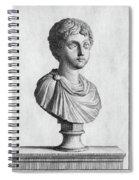 Marcus Annius Verus Spiral Notebook
