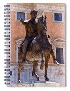 Marcus Aurelius Spiral Notebook