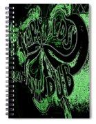 Marfields Spiral Notebook