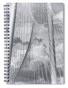 Margaret Hunt Hill Bridge Spiral Notebook