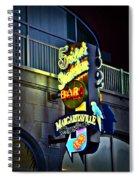 Margaritaville Spiral Notebook