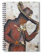 M A R I A C H I  .  II Spiral Notebook