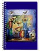 Mariachi  Spiral Notebook