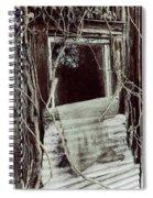 Maria's Window Spiral Notebook