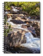 Marie Lakes Stream Spiral Notebook