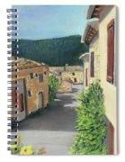 Marignac-en-diois Spiral Notebook