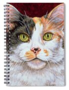 Marigold Spiral Notebook