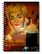 Marilyn And Fitz's Spiral Notebook