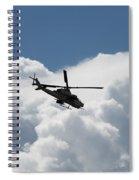 Marine Cobra Spiral Notebook