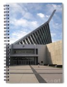 National Museum Of The Marine Corps In Triangle Virginia Spiral Notebook
