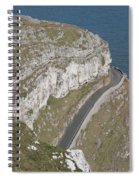 Marine Drive Spiral Notebook