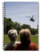 Marine One Spiral Notebook