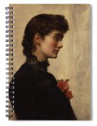 Marion Collier Spiral Notebook