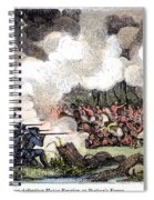 Marion: Parkers Ferry, 1781 Spiral Notebook