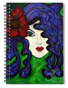Mariposa Fairy Queen Spiral Notebook
