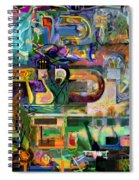 Marital Harmony 54 Spiral Notebook