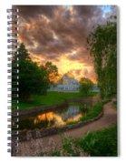 Marjorie Mcneely Conservatory Reflections Spiral Notebook