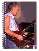 The Heart Of Grand Funk Railroad Spiral Notebook