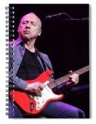Dire Straits - Mark Knopfler Spiral Notebook