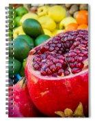 Market Fresh Spiral Notebook