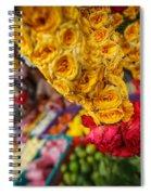 Marketplace Spiral Notebook