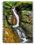 Marklackin Spiral Notebook
